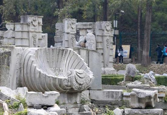 Yuanmingyuan Ruins Park opens for free on its 161st anniversary of destruction