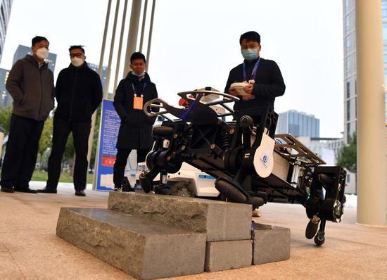 Innovation and entrepreneurship event spins up in Henan