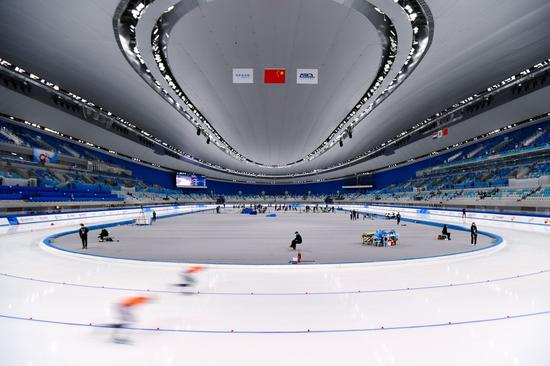 Expectations on rise among athletes as Beijing 2022 approaches