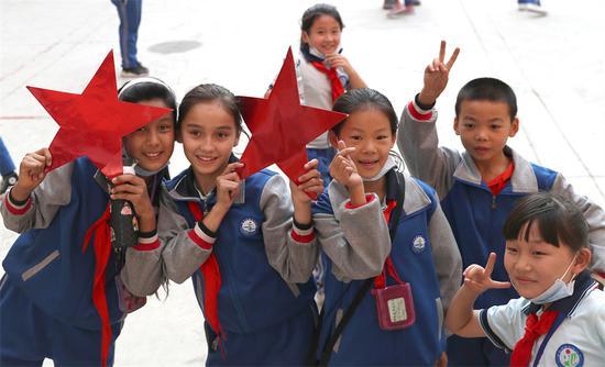 Xinjiang through the lens