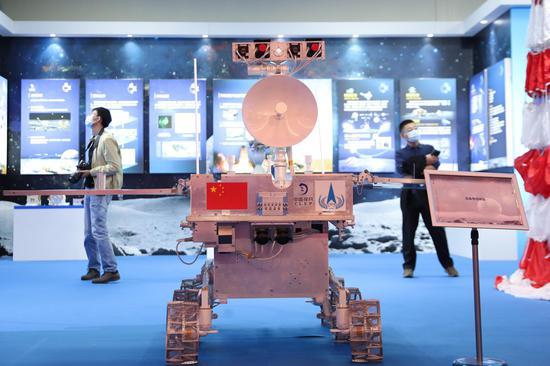 Exhibition shows China's scientific accomplishments in 2016-2020
