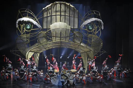 13th National Dance Exhibition opens in Guangzhou