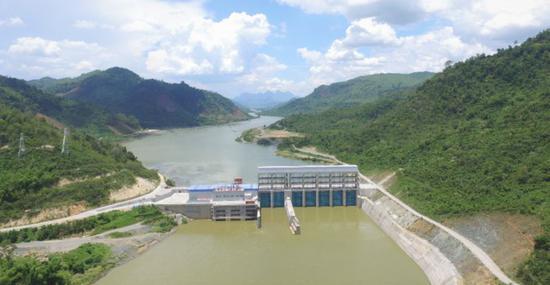 (图为国开行支持的老挝南欧江流域梯级水电开发第二期项目)