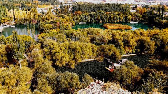 """新疆乌什县:""""旅游+""""构建全域旅游新格局"""