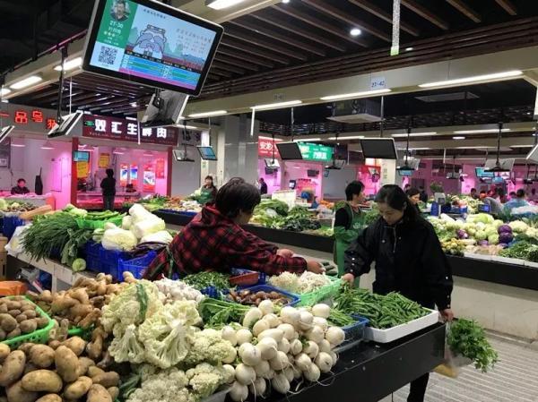 记者调查:菜场和批发市场菜价悬殊