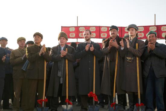 電影《五十八座半》邀請到俄羅斯演員參拍