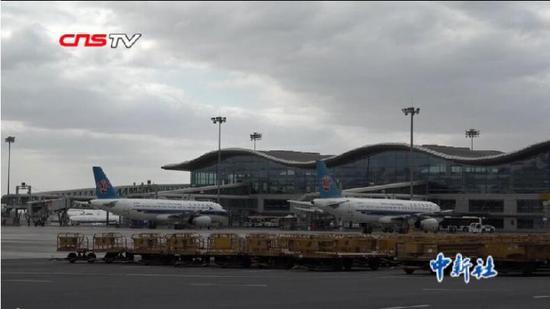 乌鲁木齐三航站楼实现无缝隙行李中转服务