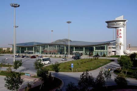 新疆库尔勒机场从一般支线机场跃升为区域中心枢纽机场