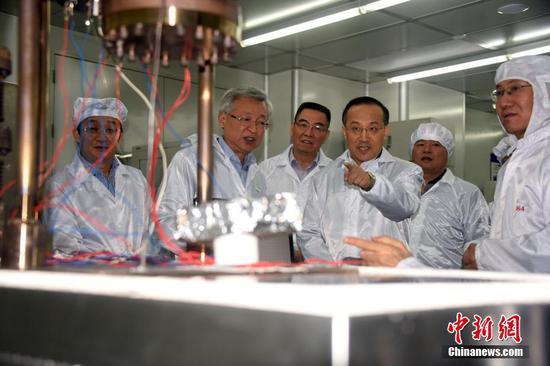 """中国重大科研装备""""高性能条纹相机""""进入实用化水平"""