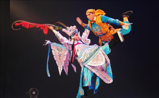 浙江婺剧《白蛇传》等经典剧目将于6月在乌鲁木齐演出