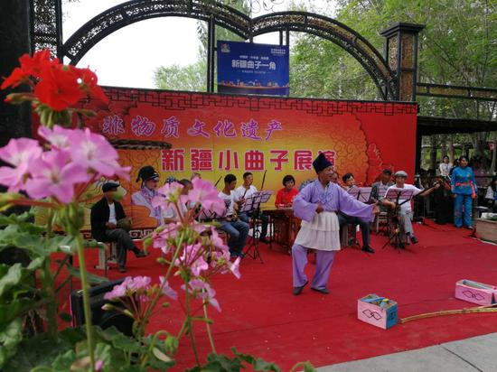 永利官网娱乐昌吉市启动百日文化旅游活动