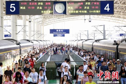 端午节小长假结束 火车站迎来客流返程高峰