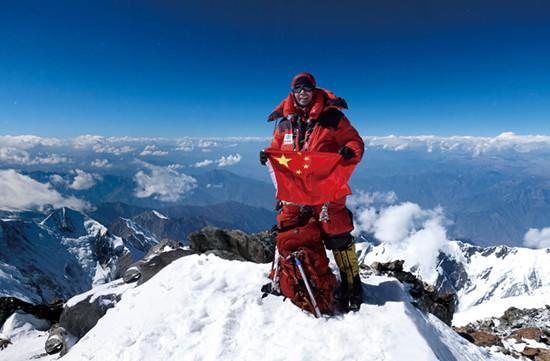 记中国登山者张梁:改写中国人登山探险历史