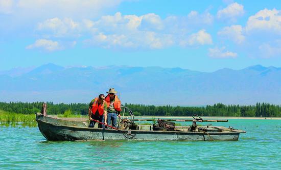 新疆建成区地县乡四级河长制管理体系