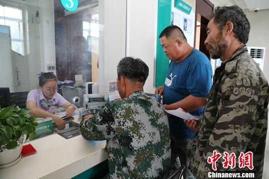 新疆兵团二代社保卡陆续发放