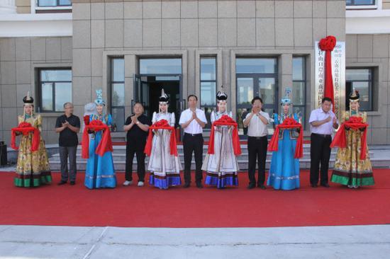 中欧茶咖国际交易中心在新疆阿拉山口综保区揭牌