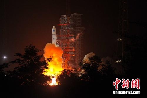 中国成功发射第三十二颗北斗导航卫星