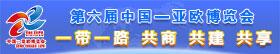 第六屆中國—亞歐博覽會