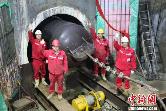 穿越国境线 中俄东线隧道安装新技术填补中国空白