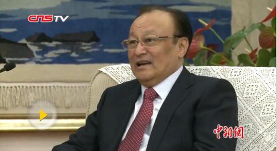 雪克来提・扎克尔:新疆丝路核心区建设从构想「走入现实