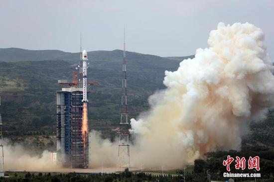 中国成功发射高分十一号卫星