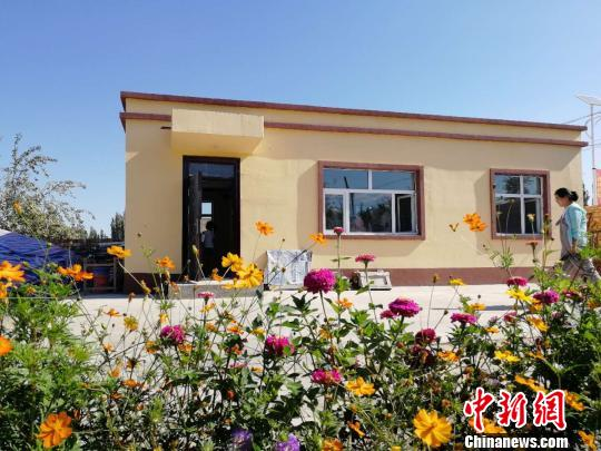 新疆精河6.6级地震一周年:民众生活一天比一天好