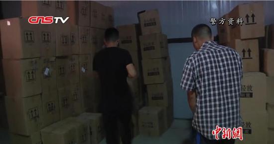 新疆警方破获价值300万特大销售假冒品牌日化用品案