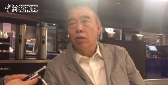 陈凯歌:中国电影的主要注意力应是现实题材