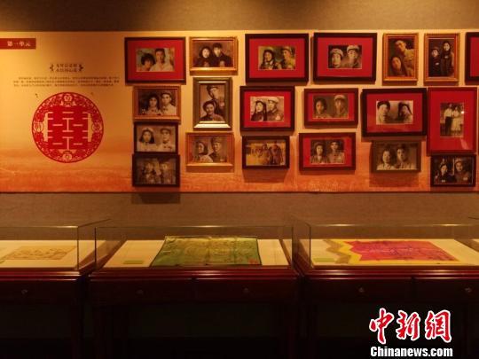 """""""进疆女兵风采展""""在广州开幕 百余件文物亮相"""