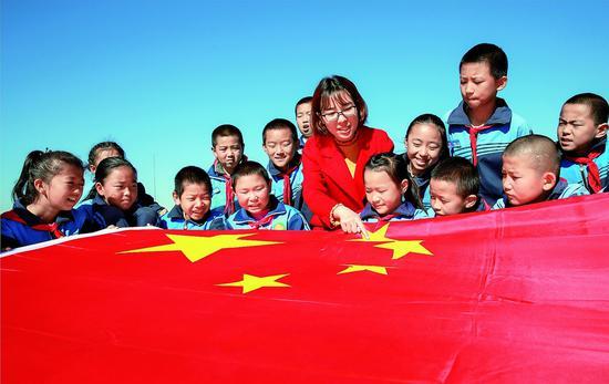 爱你的方式有千万种,我爱你中国!