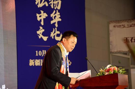 北京工美集团董事长兼党组书记李节