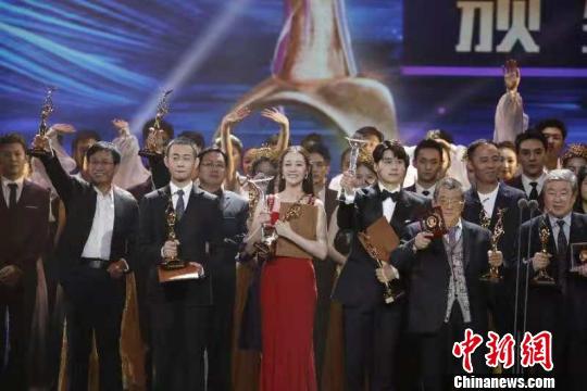 第29届中国电视金鹰奖揭晓 高凯 摄