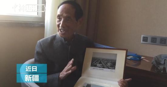 81岁老人用影像记录新疆库尔勒20年变迁