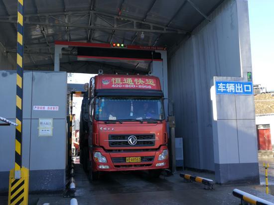 乌鲁木齐开展道路运输安全生产法律宣传进企业活动