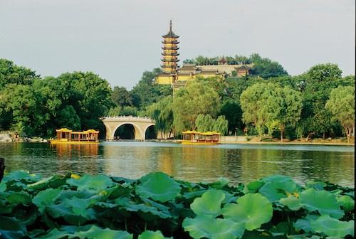 镇江山水风景图片