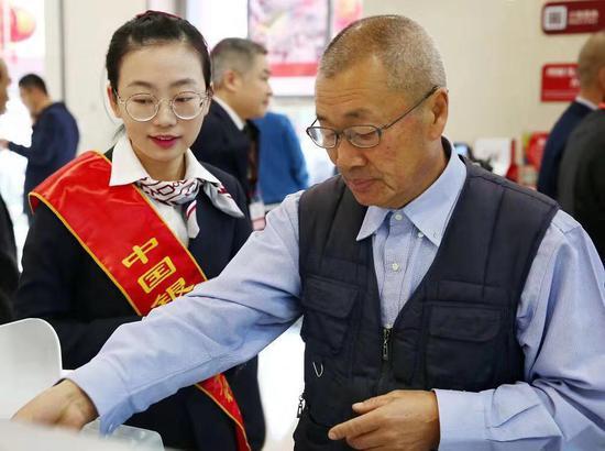 中国银行泰顺县支行正式成立并对外营业。 温州中行供图