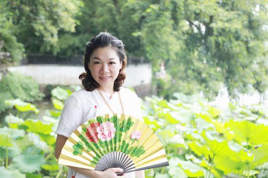李琼瑶生活照。主办方提供