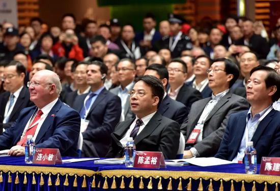 首届华侨进口商品博览会。 浙江省侨联提供