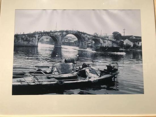 运河记忆。胡哲斐 摄