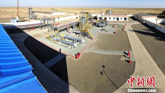 老区焕发生机 新疆油田天然气发源地日产量突破30万立方米