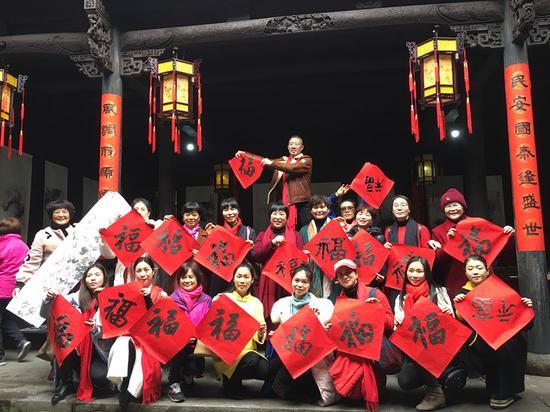 杭州临安推出十大年俗产品 开启冬季体验式