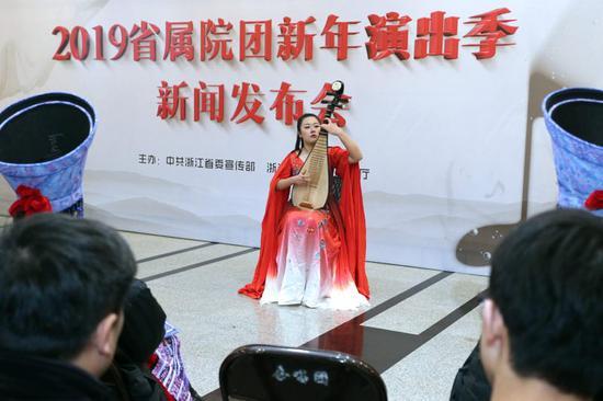 香港开奖结果发布会现场。 主办方提供