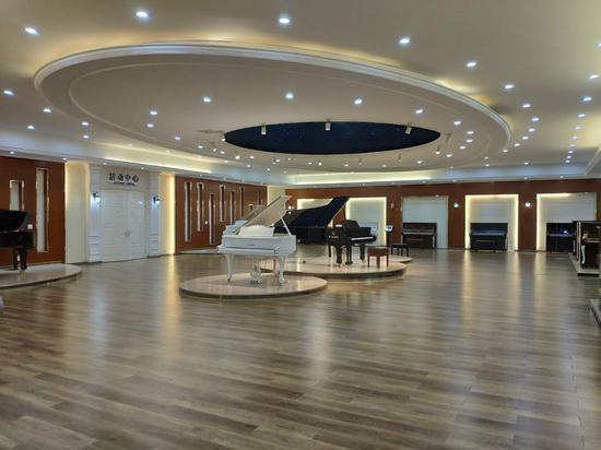 浙江乐韵钢琴有限公司钢琴展品  钢琴零部件