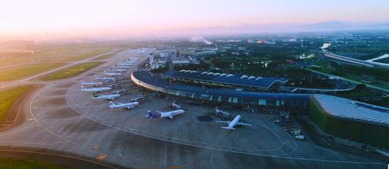 宁波机场年旅客吞吐量超1171万人次