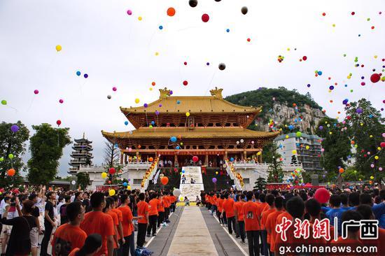 柳州文庙。