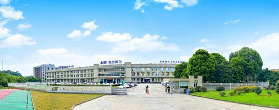 浙江安吉推动传统外贸企业转型。宋平 摄