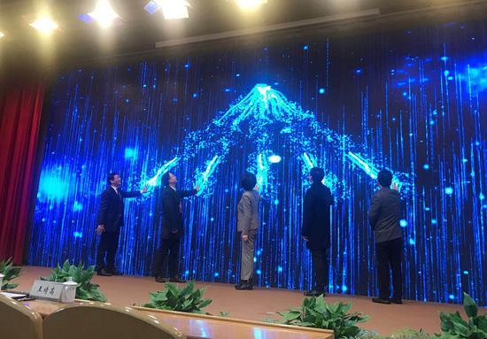 浙南职业教育集团成立的启动仪式。 王题题 摄