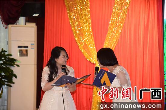 """柳州职业技术学院举行""""唱响新时代·圆梦广西""""诗歌诵读会"""
