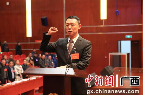 王轶补选为鹿寨县人民政府县长。