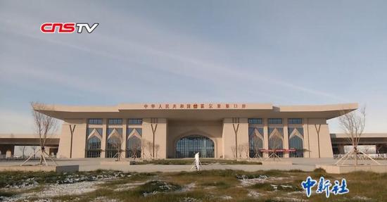 新疆霍尔果斯2018年进出口货运量同比增长超23%